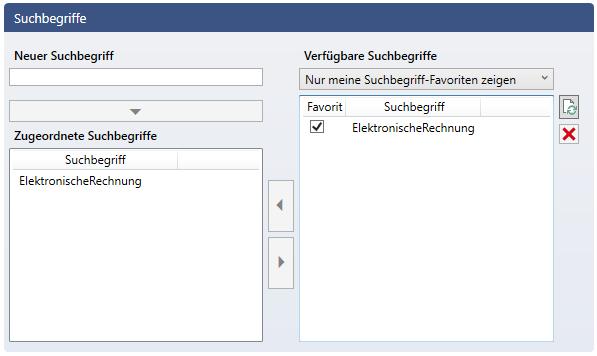 """RSK-KIS Suchbegriff """"ElektronischeRechnung"""""""